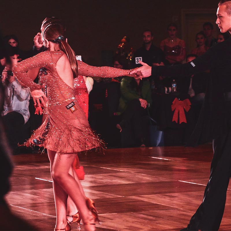 Latin dance events